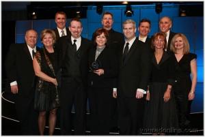 Canada's 50 best managed companies award night